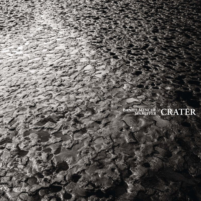 """Image of Daniel Menche and Mamiffer """"CRATER"""" CD"""