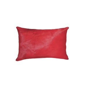 Image of 676685025586 Natural-TORINO-COWHIDE-PILLOW-FIRECRACKER