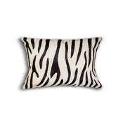 Image of 676685025678 Natural-Torino Zebra Black White