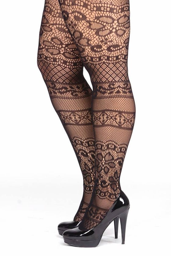 Image of Leg ~N~ Lace