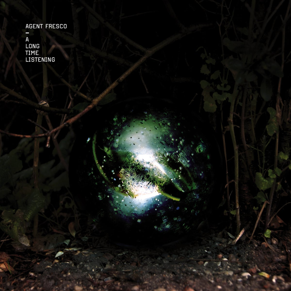 "Image of Agent Fresco ""A Long Time Listening"" CD"
