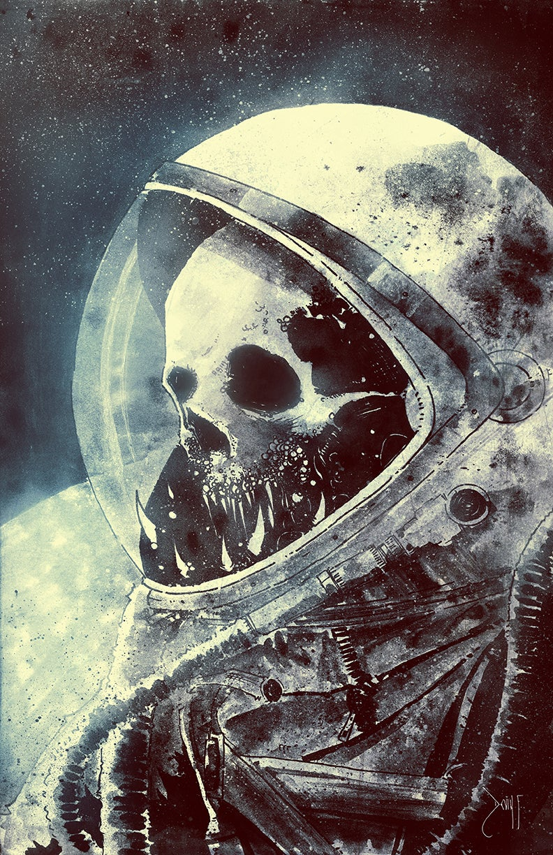 Image of The Astronaut