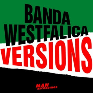 "Image of Banda Westfalica ""Versions"" vinyl"