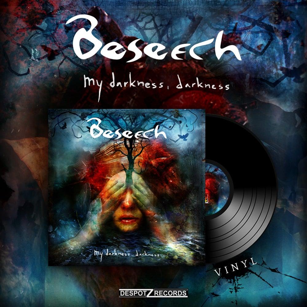 Image of Beseech - My Darkness, Darkness (Vinyl)