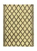 Image of Hand woven Wool Rug - 59946