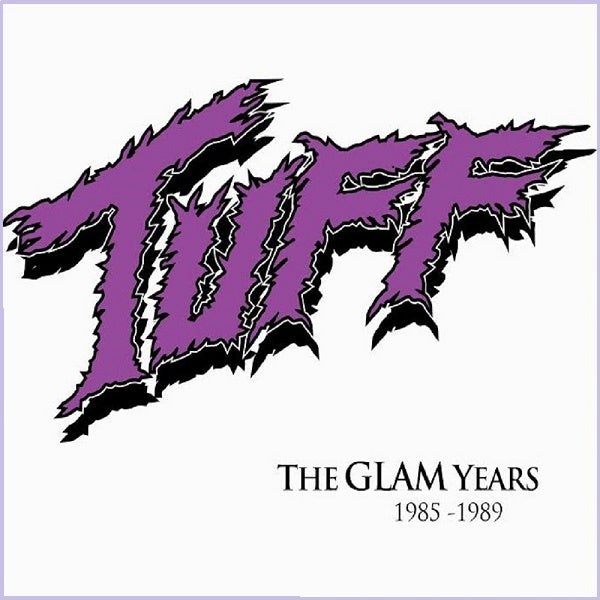 """Image of Tuff """"The Glam Years 1985-1989"""" CD w/ 12 Booklet (2015)"""
