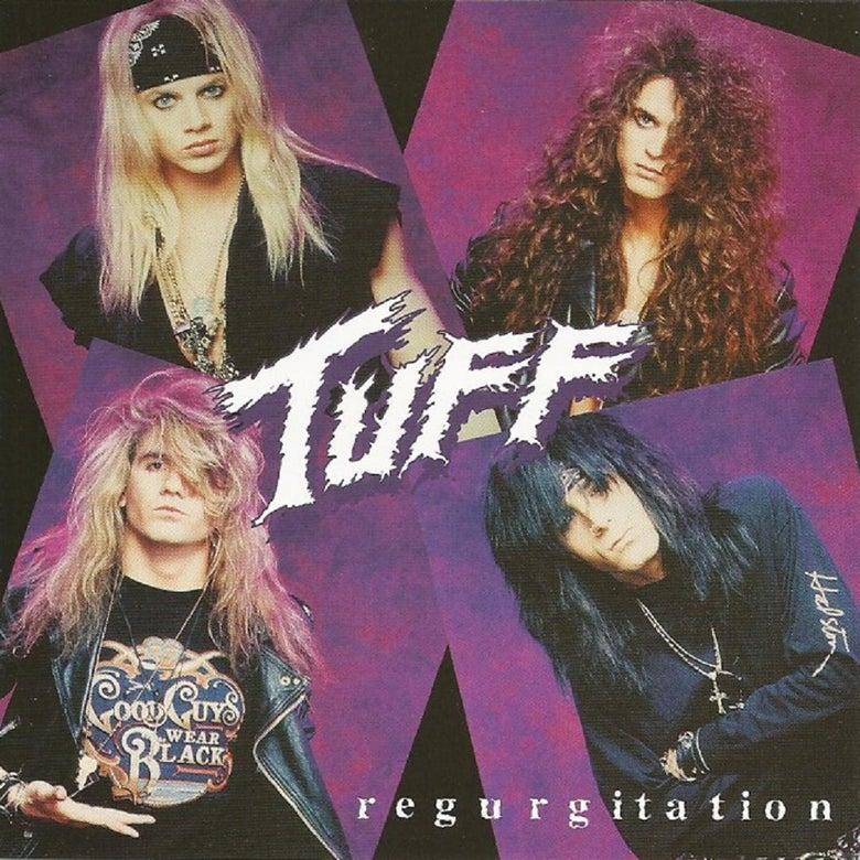"Image of Tuff ""Regurgitation"" Re-mastered (1996/2000)"