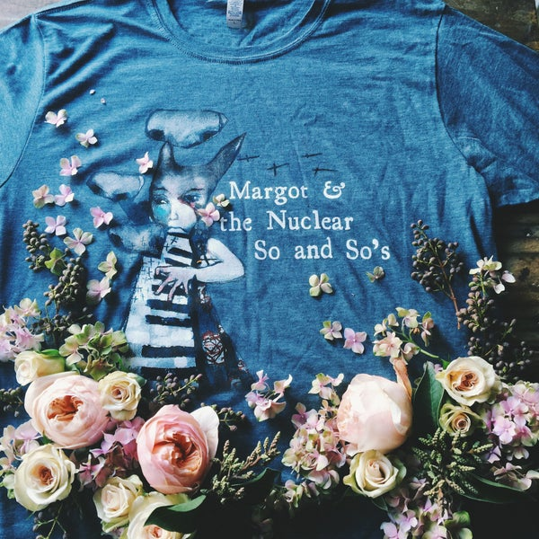 Image of THE BRIDE ON THE BOXCAR - T-SHIRT