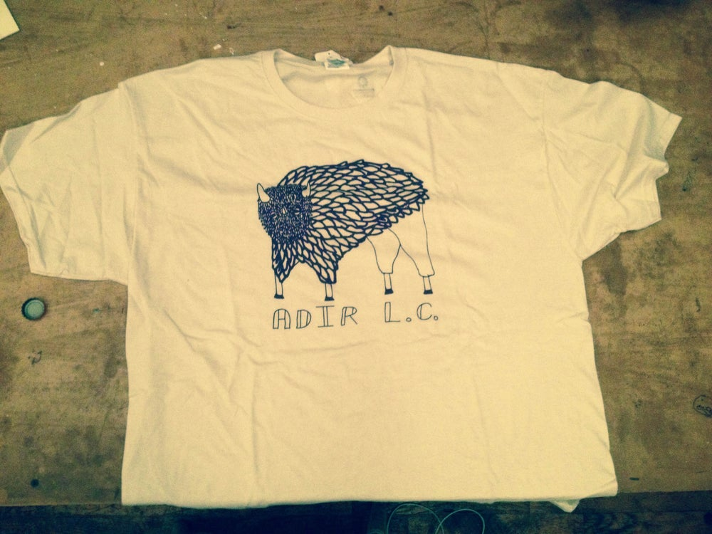 Image of Adir L.C. Buffalo Monster T-shirt