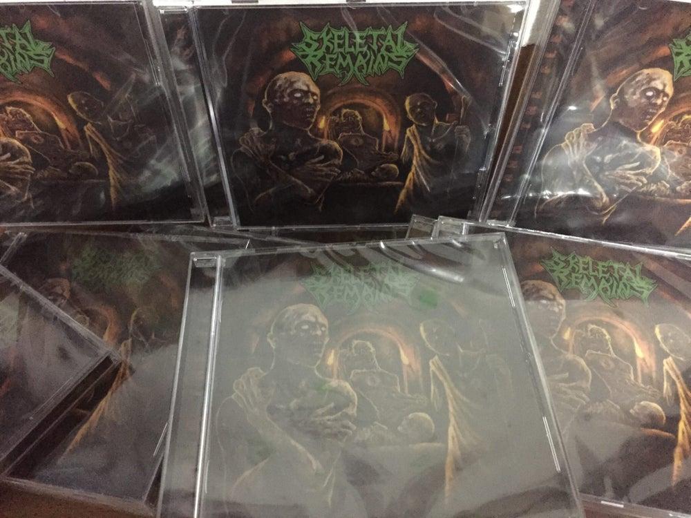 Image of Beyond The Flesh CD