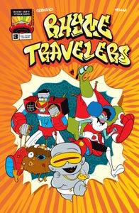 Image of Rhyme Travelers #3