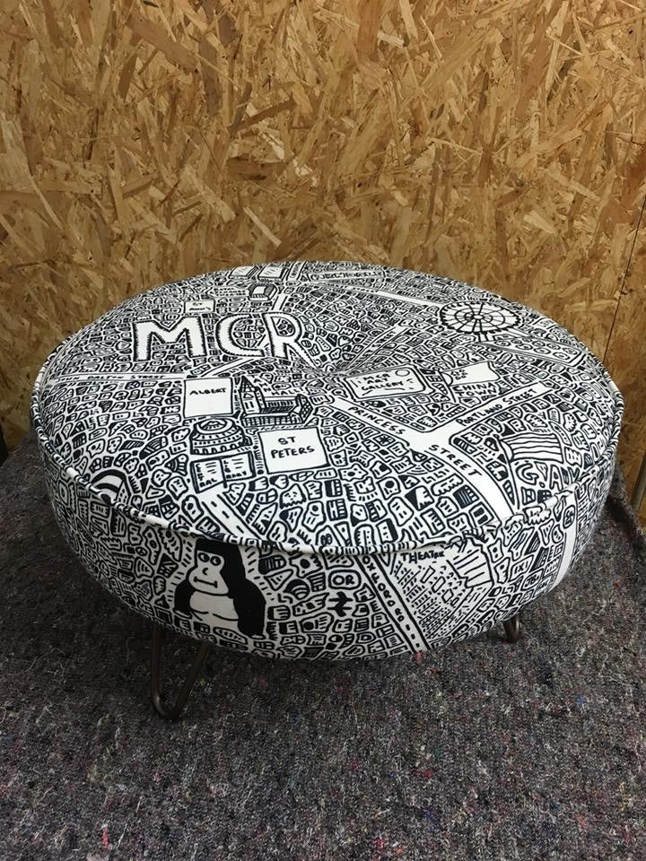 Image of Manchester Foot Stool