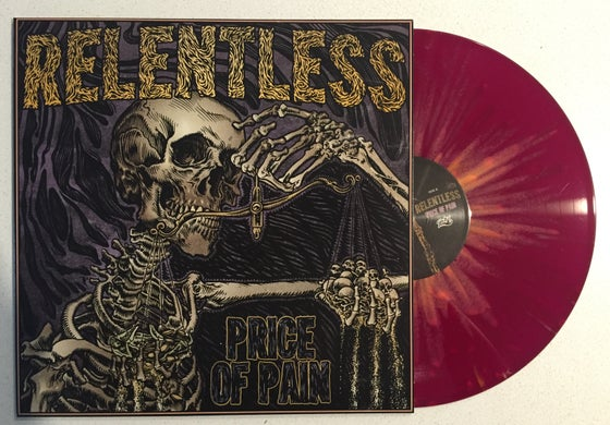 "Image of Price of Pain Ltd 12"" LP"