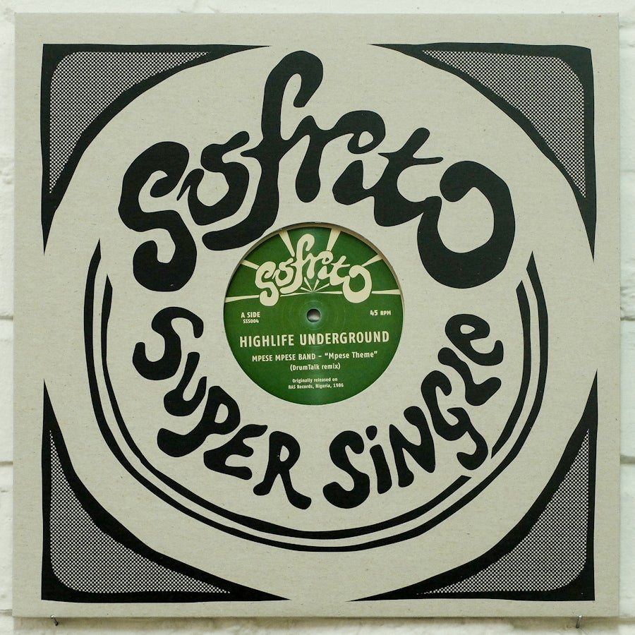 Image of Super Single // Highlife Underground EP