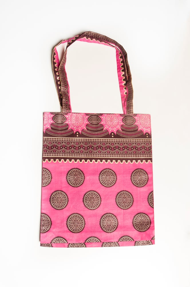 Image of Handmade Tote Bag