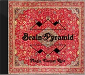 Image of BGCD001 - MAGIC CARPET RIDE (BRAIN PYRAMID) / JEWELBOX CD