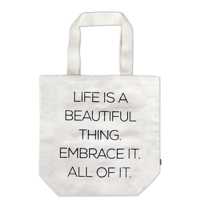 Image of Life Is A Beautiful Thing Tote