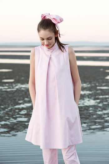 Image of LILY PLEAT DRESS- ON SALE
