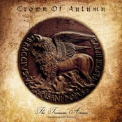 "Image of CROWN OF AUTUMN ""The Treasures Arcane – transfigurated edition"" CD"