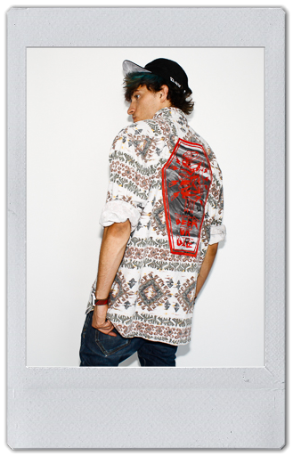 Image of AZTEC SHIRT