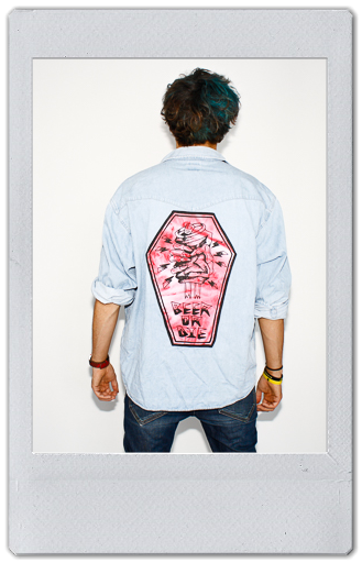 Image of DENIM SHIRT 3