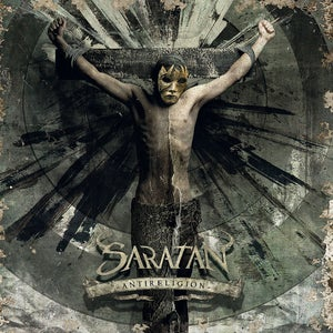 "Image of SARATAN ""Antireligion"" CD"