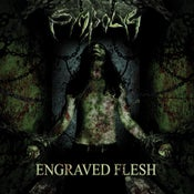 "Image of SYMBOLYC ""Engraved Flesh"" CD"