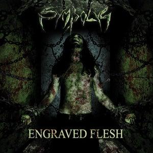 """Image of SYMBOLYC """"Engraved Flesh"""" CD"""