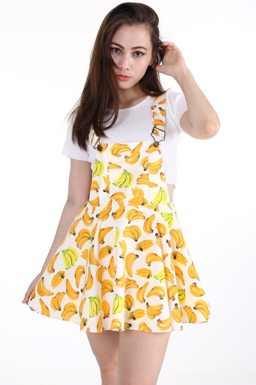 Image of Pre Order - banana Pinafore