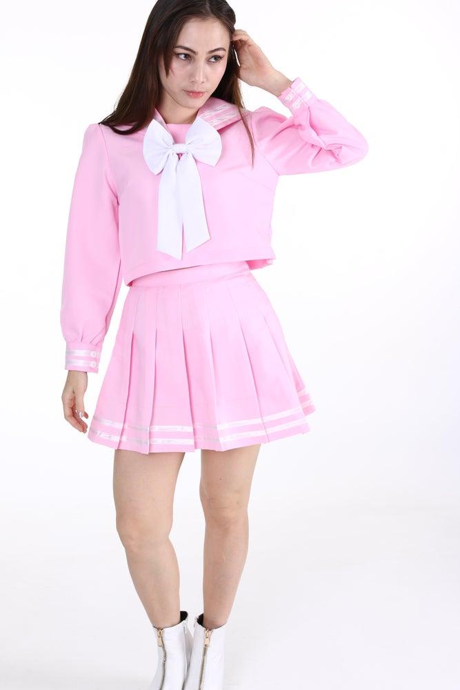 Image of Pink Winter Sailor Moon Set