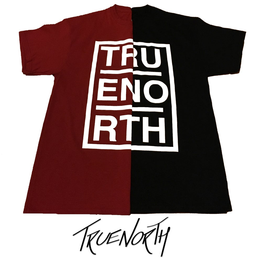 Image of TRUENORTH Cardinal Red Tee