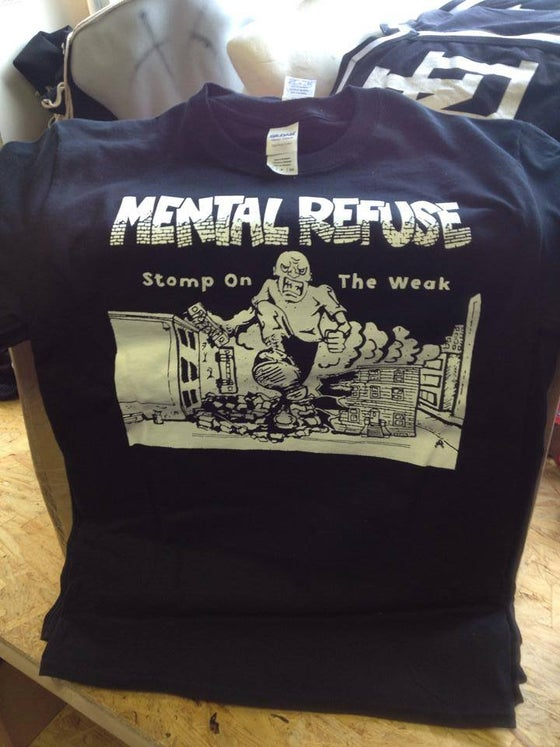 Image of MR - Stomp of the Weak T-Shirt