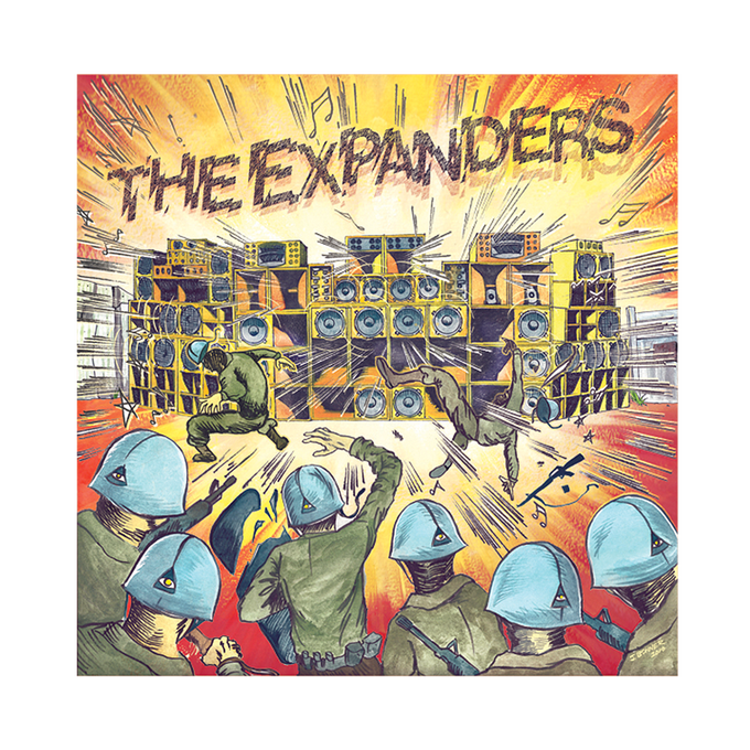 Image of The Expanders CD