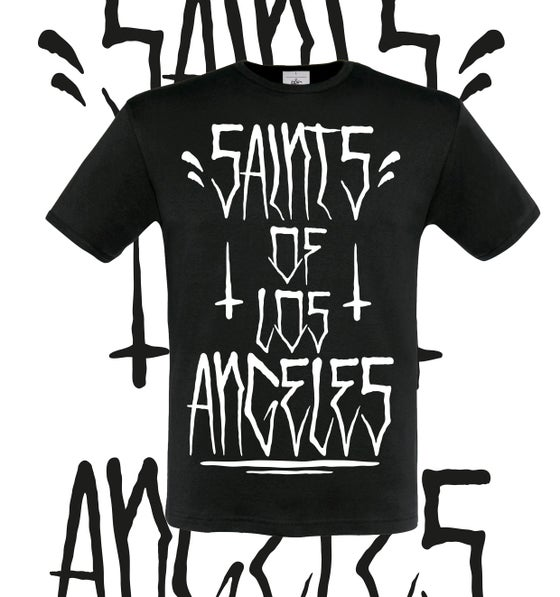 "Image of ""SAINTS OF LOS ANGELES"" Shirt"