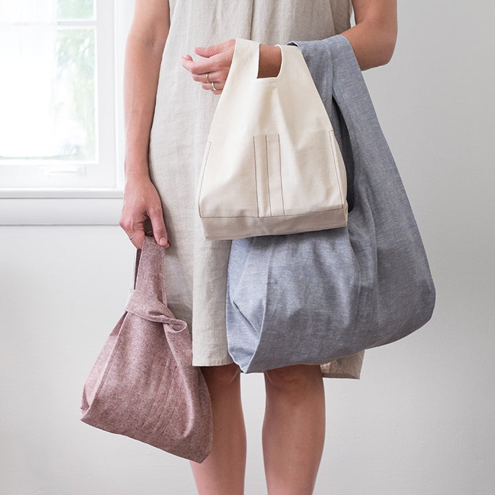Image of Stowe Bag sewing pattern