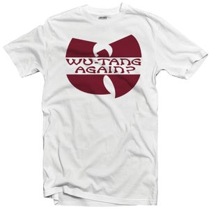 "Image of LIKE MIKE ""WU-TANG AGAIN"" Maroon/White"