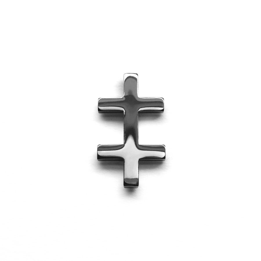Image of Conjoined Cross Pin