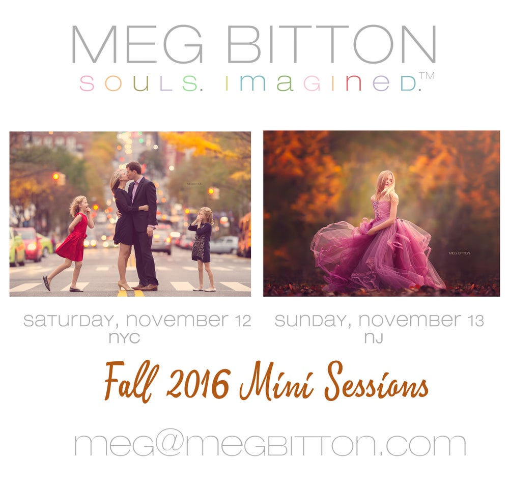 Image of 2016 Fall Mini Sessions