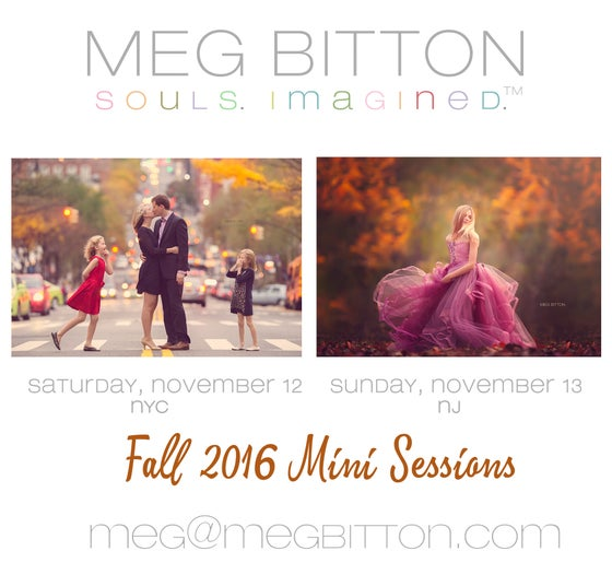 Image of 2016 Fall Mini Sessions