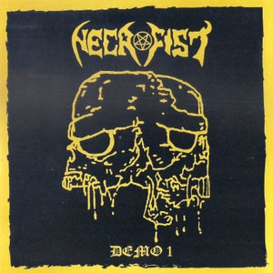Image of Necrofist Demo #1 7""