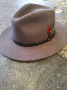 Image of Grey trilby