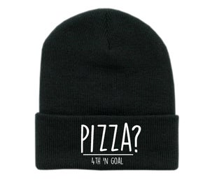 Image of PIZZA? BEANIE -