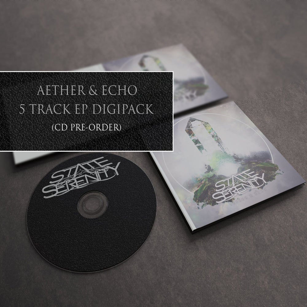 Image of Aether & Echo CD Digipack