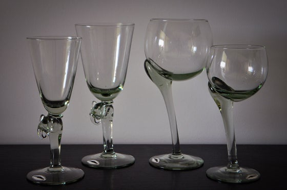 Elephant Stem Wine Glasses Umlilo