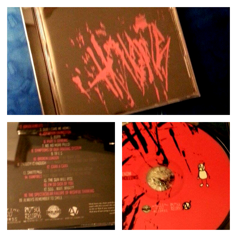 Image of Hollows: The EP and Single Collection CD
