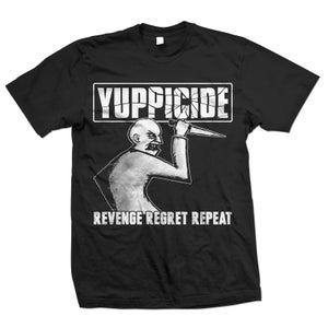 "Image of Yuppicide ""Revenge Regret Repeat Stabber"" T-Shirt"