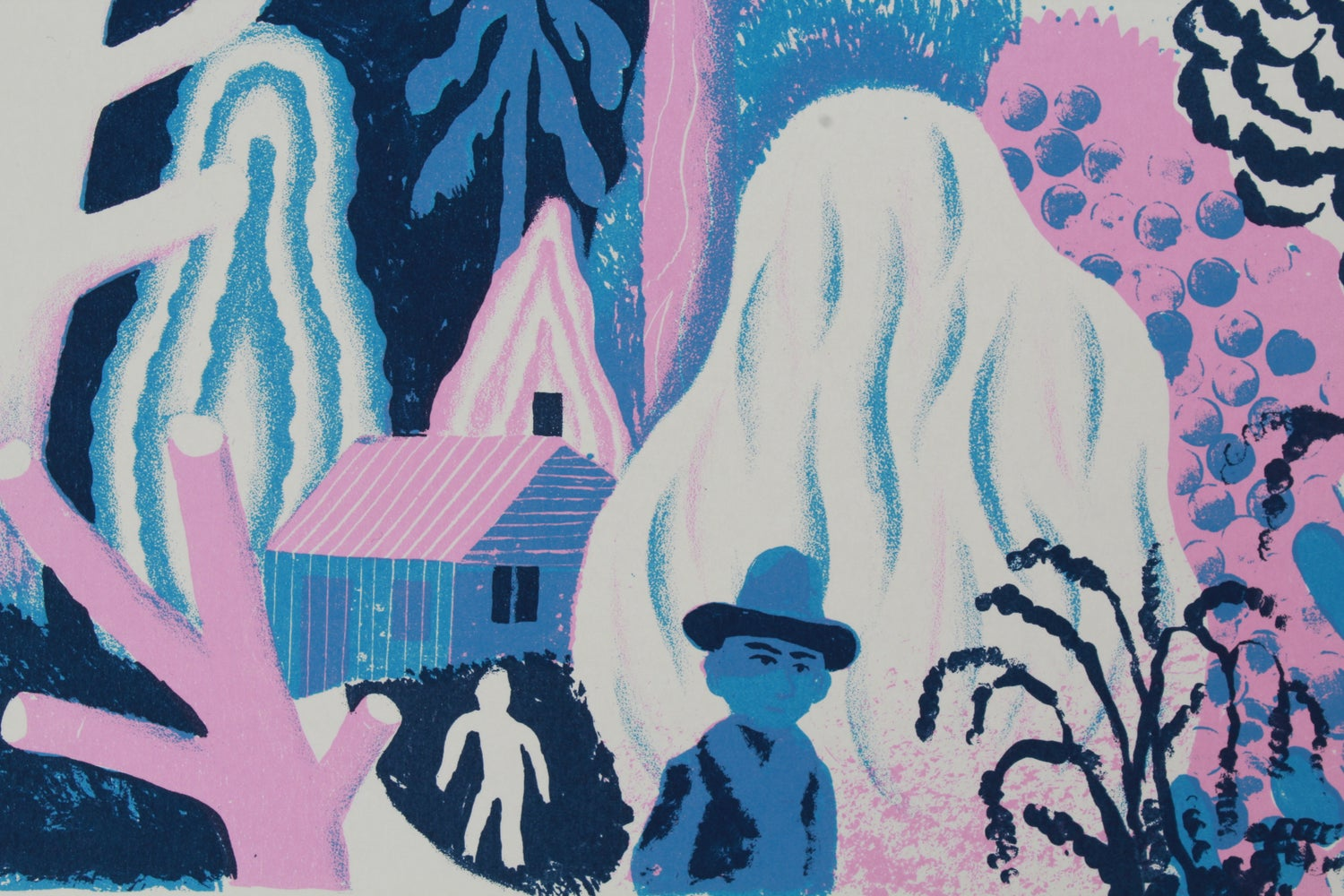 Image of In the Pines (pink)