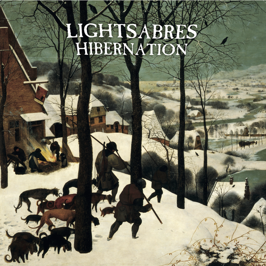 Image of Lightsabres - Hibernation [LP]