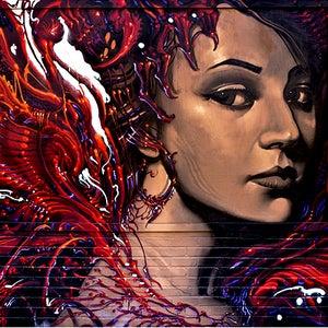 Image of Lango Oliveira: Howard St. San Francisco Mural Print
