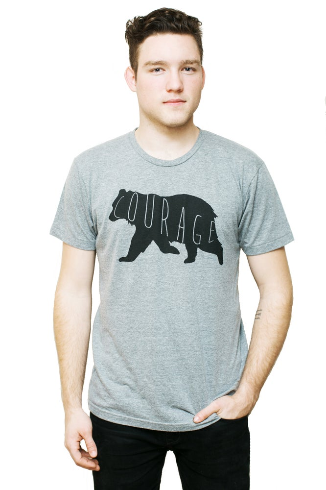 Image of Bear Courage Tee